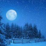 2020年の満月、新月の日時、時刻!月の名前は