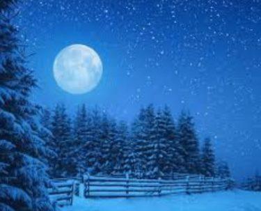 2021年の満月、新月の日時、時刻!月の名前は