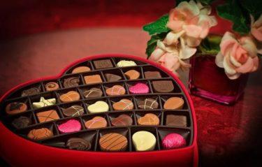 会社で配るのに最適、おすすめバレンタインチョコ!お手ごろ価格