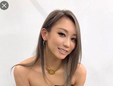 倖田來未がスッキリの生放送でハプニング!歌う画像など