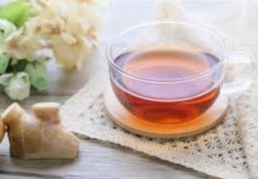 生姜は冷え性に効果あり!効能とダイエットにもいい生姜紅茶の作り方