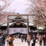 お花見の名所 靖国神社の桜!開花宣言、桜祭り、ライトアップ