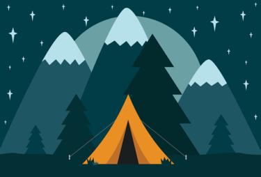 キャンプ1泊の予算は家族で行くと平均いくら?どんな費用がかかるの