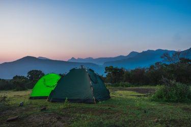 キャンプ初心者のテントの選び方!簡単設営で機能抜群テント6選