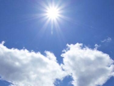 新型コロナが太陽光で不活性化!紫外線の殺菌力で感染を防止