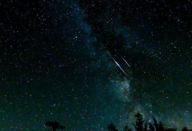 流星群の正体は?流れ星との違いを分かりやすく解説