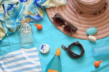 日焼け防止に欠かせないグッズ!夏の日でも完全に紫外線防止