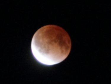 月食とは!部分月食、半影月食、皆既月食が見れるのはいつ