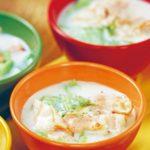 ダイエットに人気の豆乳スープレシピ!低糖質で高タンパク質